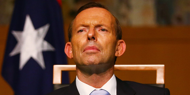 Tony Abbott. Photo / Getty Images