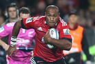 Nemani Nadolo of the Crusaders. Photo / Getty Images.