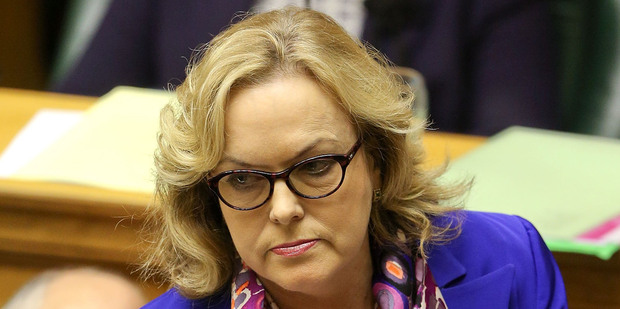 Loading Judith Collins. Photo / Getty Images