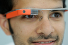 Google Glass can deliver information in real-time and record daily activity at will. Photo / AP