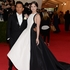 Designer Prabal Gurung attends with actress Hailee Steinfeld, wearing his design. Picture / AP Images