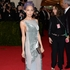Nicole Richie in a dress by Donna Karan - and purple hair. Picture / AP Images