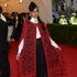 We love singer Janelle Monae's dramatic cape, perfectly befitting the glamour of the occasion. Picture / AP Images