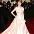 Karen Elson's gown is a beautiful homage to Charles James, famous for his gowns. It's by Zac Posen. Picture / AP Images