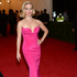 Reese Witherspoon in bombshell pink by designer Stella McCartney. Picture / AP Images