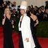 Erykah Badu stars in the latest Givenchy campaign, and wears it on the red carpet too. Picture / AP Images