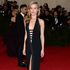 Model Georgia May Jagger in a sexy, strappy Thierry Mugler dress. Picture / AP Images
