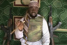 2012 image taken from video posted by Boko Haram sympathizers, showsingthe leader of the radical Islamist sect Boko Haram, Abubakar Shekau. Photo / AP