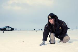 Allison Tolman as Molly Solverson in Fargo.