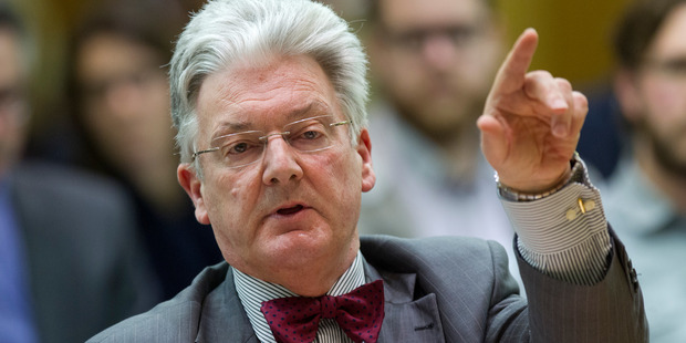 Peter Dunne is in charge of the battle against legal highs.Photo/File