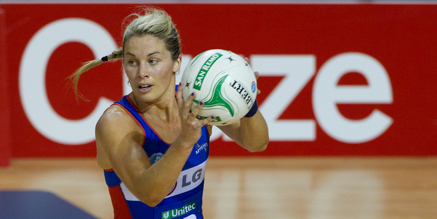 Julie Corletto will play for Australia at the Glasgow Games. Photo / Sarah Ivey