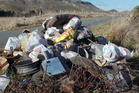 The council can offer advice on best practice and teach farmers how to avoid generating waste.
