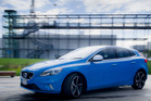 The Volvo V40 has enjoyed 27 per cent growth in sales. Picture / Ted Baghurst