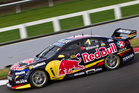 Red Bull Racing Australia's Jamie Whincup in action during  ITM500 Auckland at Pukekohe Park. Photo / Greg Bowker