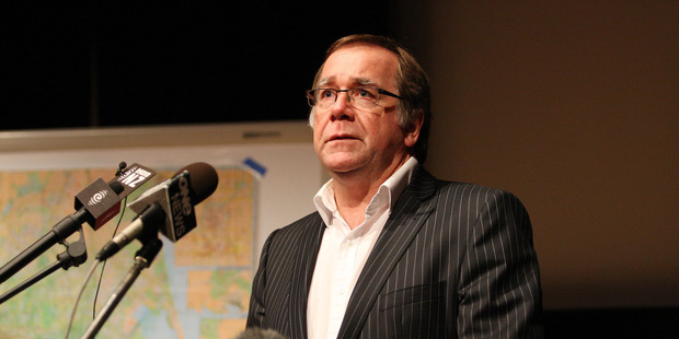 Sport and Recreation Minister Murray McCully. Photo / NZPA