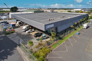 The warehouse complex in Wiri is being sold with vacant possession.