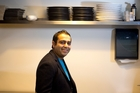Sid Sahrawat eats at Auckland's fine dining establishments once a year - he says fellow chefs inspire each other. Photo / Dean Purcell