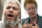 Mary Quin has given evidence at Abu Hamza's trial in Manhattan this morning. Photo / AP, NZ Herald