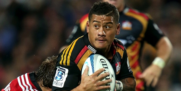Augustine Pulu is on the sidelines as he needs an operation to clear cartilage in his knee. Photo / Getty Images
