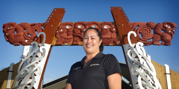 Nichola Haira says her marae remains the centre of her being Maori. Photo / Christine Cornege