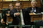Prime Minister John Key was forced to defend his Government during Question Time in Parliament as the opposition parties rallied to attack National on the performances of Judith Collins and Maurice Williamson.