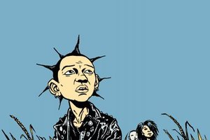 Ant Sang's The Dharma Punks was first published in 2001.