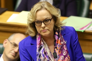 Judith Collins. Photo / Getty Images