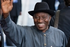 President Goodluck Jonathan has asked for US help. Photo / AP