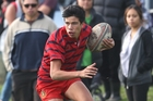 Rotorua Boys' High School will compete in the Chiefs Cup this weekend. Pictured is Boys' High player Rawiri Manley. Photo/Ben Fraser