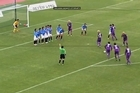 Have Kyoto Sanga scored the most bewildering free-kick ever? Video / You Tube: Vanno Dore.
