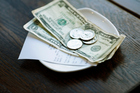 New Zealanders are generally unaccustomed to tipping. Photo / Thinkstock