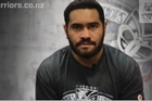 Vodafone Warriors centre Konrad Hurrell has apologised and will also be fined and sanctioned over a social media post which led to an investigation being launched by the club on Monday.