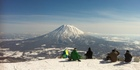 View:  Mt Niseko Annupuri, Japan