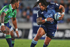 Ma'a Nonu has a double-edged skill set. Photo / Getty Images