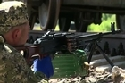 In the flashpoint eastern city of Slavyansk, fighting between pro-Russian rebels and government forces has left dozens dead, with residents at their wits' end.