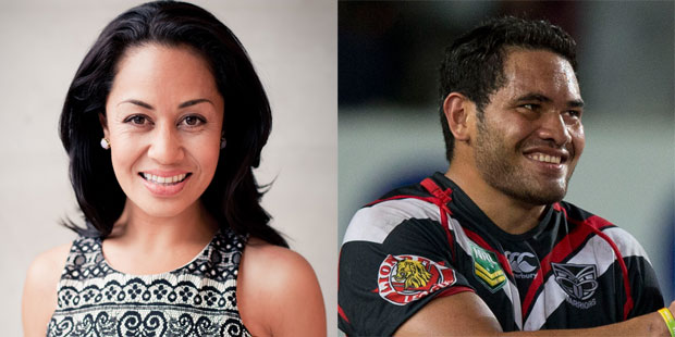 Teuila Blakely and Konrad Hurrell appeared in a private sex video that ended up online.