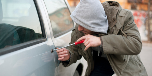 Police are urging people to lock their cars and homes. Photo/Thinkstock