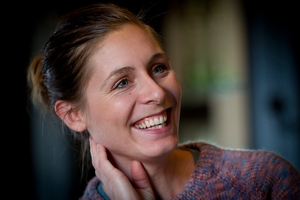 Eleanor Catton has helped bring the history of Hokitika into the spotlight with her novel, The Luminaries. Photo / Sarah Ivey