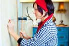 There are generations of men, raised by women like me who have no need for a hammer, a screwdriver or a saw, because women can do everything. Photo / Thinkstock
