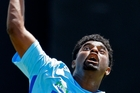 Sri Lankan bowler Muttiah Muralitharan is the cricketer most strongly linked to the doosra. Photo / AP