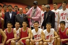 Dennis Rodman has made four trips to North Korea. Photo / AP