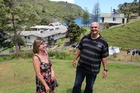 Merrillyne and Bruce Christensen head the team of two dozen staff and volunteers who run Orama. Photo / Peter Calder