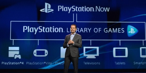 'PlayStation Now' will send data directly to smart televisions. Photo / AFP