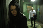 Tatiana Maslany in a scene from Orphan Black, which finishes its excellent season one run on Soho this week.