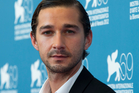 Shia LaBeouf's plagiarism apology has sparked a war of words with Girls star Lena Dunham. Photo/AP