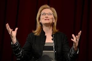 Meryl Streep. Photo / AP