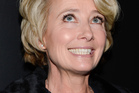 Emma Thompson says she'd relish the opportunity to play a character like Sherlock Holmes.