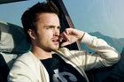 Vince Gilligan says Aaron Paul's teeth were too white on Breaking Bad.