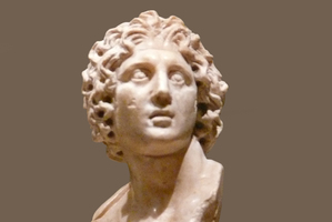 A bust of Alexander the Great. Photo / Wikimedia Commons