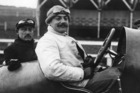 Georges Boillot nearly reached 100mph in the 1914 Indianapolis 500, a year after Jules Goux won the race.